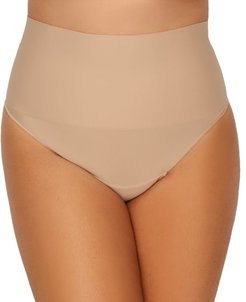Plus Size Tame Your Tummy Thong