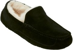Ascot Suede Slippers