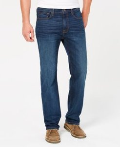 Big & Tall Relaxed Fit Stretch Jeans, Created for Macy's
