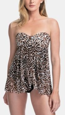 Wild Thing Strapless One-Piece Swimsuit Women's Swimsuit
