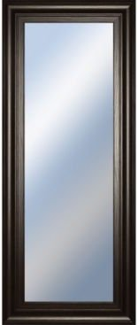 "Decorative Framed Wall Mirror, 18"" x 42"""