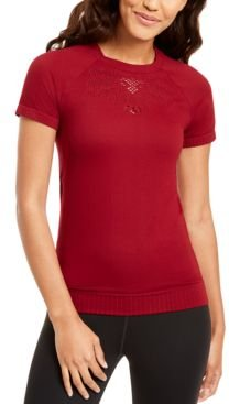 Seamless Perforated Top, Created for Macy's