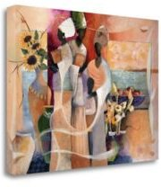 """Euphony by Lee White Fine Art Giclee Print on Gallery Wrap Canvas, 33"""" x 25"""""""
