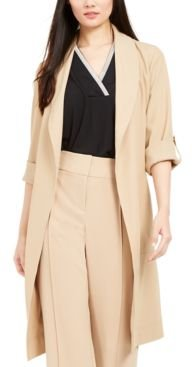 Belted Trench Coat, Created For Macy's