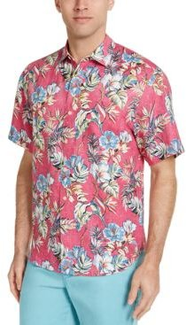 Faded Floral Shirt