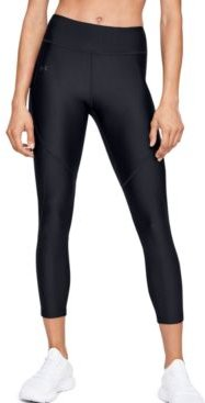 Shine HeatGear Perforated Ankle Leggings