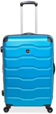 """Matrix 2.0 24"""" Hardside Expandable Spinner Suitcase, Created for Macy's"""