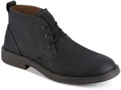 Tulane Leather Desert Chukka Boots Men's Shoes