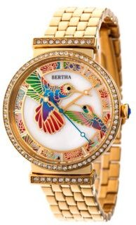 Quartz Emily Collection Gold Stainless Steel Watch 37Mm