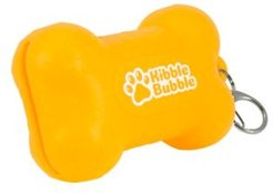 Silicone Dog Treat Pouch, Bone