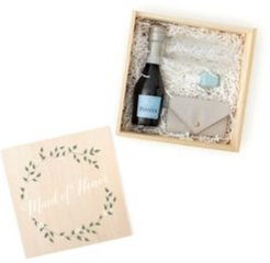 Floral Maid of Honor Gift Box Set