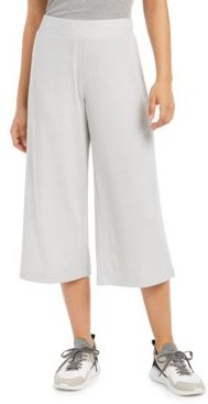 Ribbed Culottes, Created for Macy's
