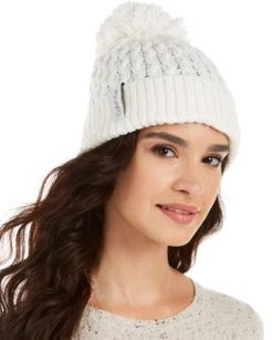 Solid Cable Beanie
