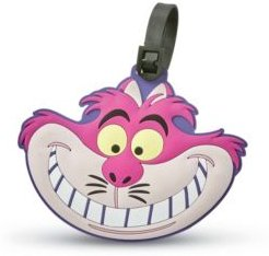 Disney by American Tourister Cheshire Cat Luggage Id Tag