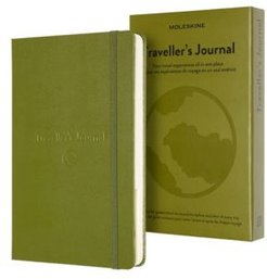 Travel Hard Cover Large Passion Notebook