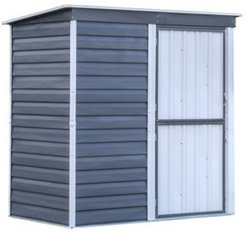 Sheds Diy Shed-In-a-Box Steel Storage Shed