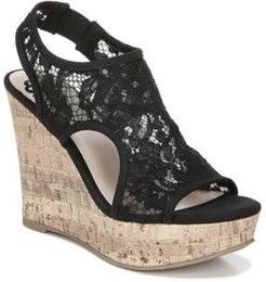 Vandalia Wedge Dress Sandals Women's Shoes