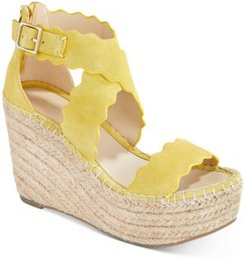 Calita Platform Espadrille Wedge Sandals Women's Shoes