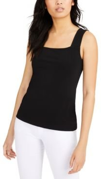 Square-Neck Tank Top, Created for Macy's