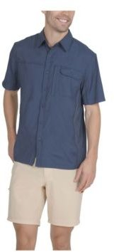 2 Pocket Sun Protection Button Down Performance Shirt