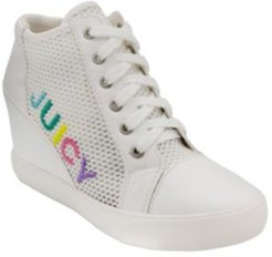 Jump Wedge Sneakers Women's Shoes