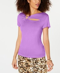 Cutout O-Ring Top, Created for Macy's