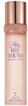 Love & White Diamonds Eau de Toilette Spray, 3.3 oz.