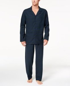 Cotton Flannel Pajama Set, Created for Macy's
