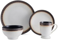 Sorrento 16-Piece Dinnerware Set