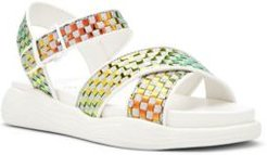 Pilly Strappy Flat Sandals Women's Shoes