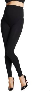 Mom's Night Out Seamless Maternity Leggings