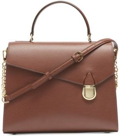 Iris Top Handle Satchel
