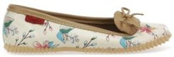 Tropics Ballet Flat Water- resistant Skimmer Shoe Women's Shoes