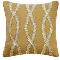 "Farrah 18"" L x 18"" W Decorative Pillow Bedding"