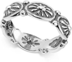 Concha Ring in Sterling Silver