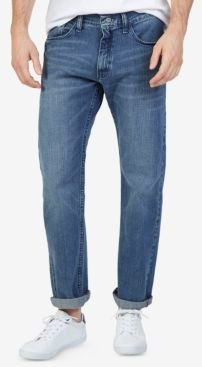 Stretch Relaxed-Fit Jeans