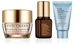 Receive a Free 3pc Gift with $125 Estee Lauder Purchase