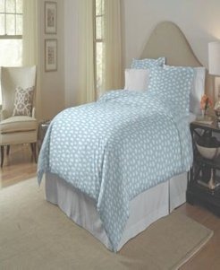 200 Thread Count Cotton Percale Printed Duvet Set Twin Twin Xl Bedding