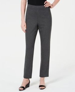 Sport Pull-On Straight-Leg Pants, Created for Macy's