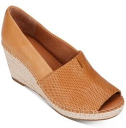 by Kenneth Cole Women's Charli A-Line 2 Espadrille Wedges Women's Shoes