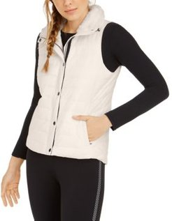 Performance Fleece-Collar Vest