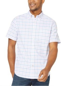 Plaid Oxford Shirt, Created For Macy's