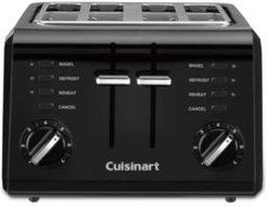 Cpt-142BK 4 Slice Compact Toaster