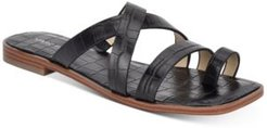 Arena Toe-Strap Flat Sandals Women's Shoes