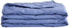 Tencel Weighted Throw Blanket, 12lb Bedding
