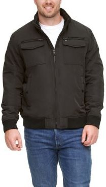 Big & Tall Four-Pocket Filled Performance Jacket, Created for Macy's