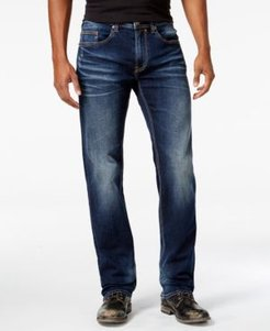 Relaxed Straight Fit Driven-x Stretch Jeans