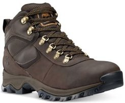 Mt. Maddsen Mid Waterproof Hiking Boots Men's Shoes