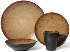 Linden 16-Piece Dinnerware Set