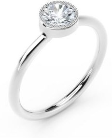 Tribute Collection Diamond (1/2 ct. t.w.) Ring in 18k Yellow, White and Rose Gold